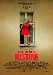 Постер Тебя зовут Юстина