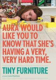 Постер Крошечная мебель