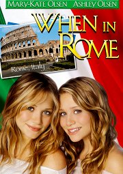 Постер Однажды в Риме