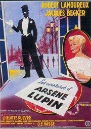 Постер Приключения Арсена Люпена