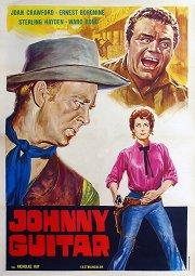 Постер Джонни Гитара