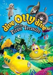 Постер Олли и сокровища пиратов