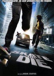 Постер На скейте от смерти