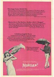 Постер Морган: Подходящий случай для терапии