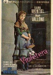 Постер Продавщица фиалок