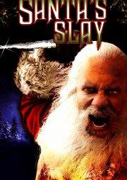 Постер Санта-Киллер