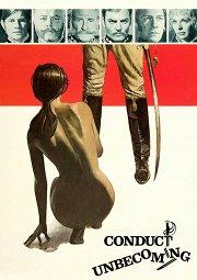 Постер Недостойное поведение