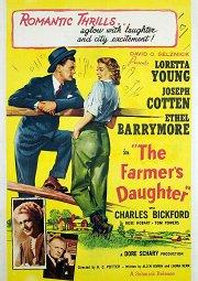Постер Дочь фермера