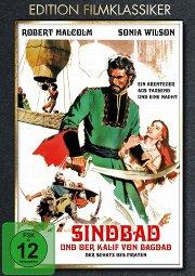 Постер Синдбад и Халиф Багдада