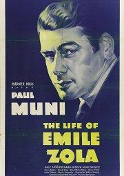 Постер Жизнь Эмиля Золя