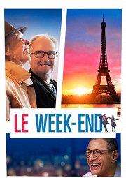 Постер Уик-энд в Париже