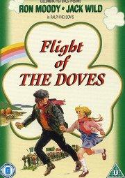 Постер Полет голубей