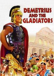Постер Деметрий и гладиаторы
