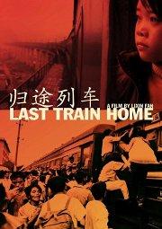 Постер Последний поезд домой
