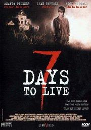 Постер Семь дней до смерти