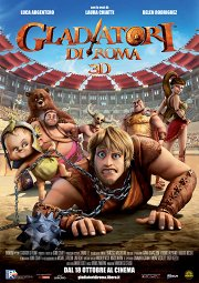 Постер Гладиаторы Рима