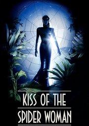 Постер Поцелуй женщины-паука