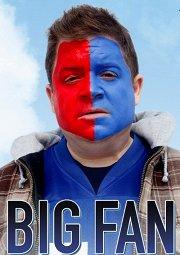 Постер Большой фанат