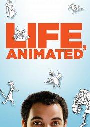 Постер Анимированная жизнь