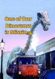 Постер Пропавший динозавр