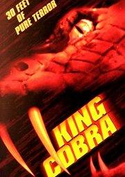 Постер Королевская кобра