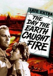 Постер День, когда загорелась Земля