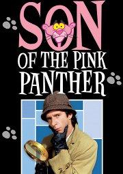 Постер Сын Розовой пантеры