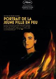 Постер Портрет девушки в огне