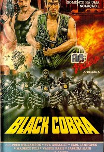 Черная кобра