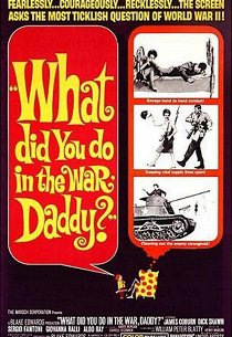 Что ты делал на войне, папа?
