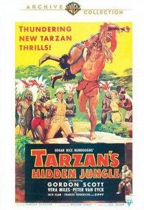 Приключения Тарзана в джунглях