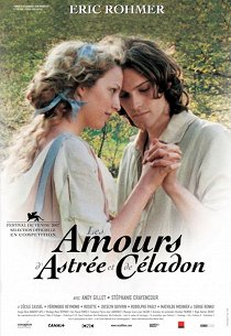 Любовный роман Астрей и Селадона
