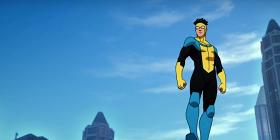 Трейлер: супергеройский мультсериал «Неуязвимый» от создателя «Ходячих мертвецов»