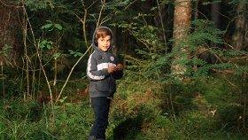 Мы выйдем с собой погулять в лес