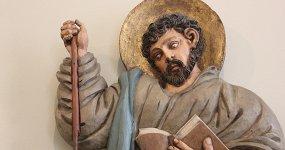 Знаменитые коллекции России. Пермская деревянная скульптура XVIII — начала XX века
