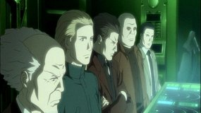 Призрак в доспехах: Синдром одиночки OVA-1