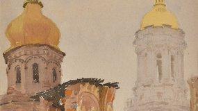 Гавриил Акулов: От Балтики до Понта. Акварельный дневник