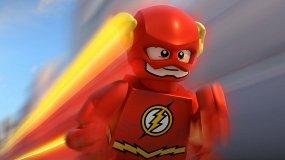 Lego. Супергерои DC: Флэш