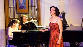 Екатерина Кичигина (сопрано), Мария Алиханова (флейта)