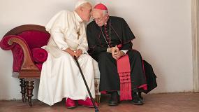 «Два папы»: божественная комедия сЭнтони Хопкинсом иДжонатаном Прайсом