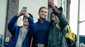 Лига несправедливости: рецензия насериал «Пацаны» проплохих супергероев