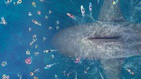 «Мег: Монстр глубины»: Джейсон Стэтем ловит гигантскую акулу