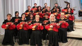 Орнизация в стране народного оркестра
