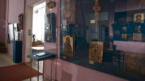 Экспозиция древнерусского искусства