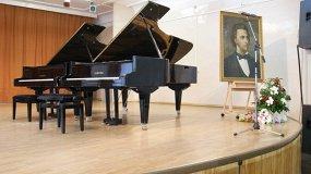 «Вечер вокальной музыки»: Иркутский областной музыкальный колледж им. В. Шопена