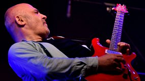 Леван Ломидзе и музыканты Blues Cousins