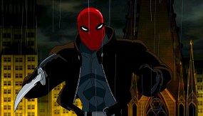 Бэтмен: Под красным колпаком