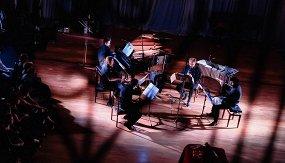 «Пожалуйста, тише!»: Московский ансамбль современной музыки