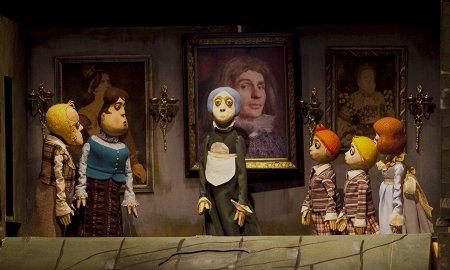 страшных-престрашных спектаклей для детей