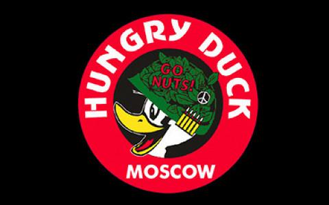 Hungry Duck на новом месте, еще одна бургерная, баня от Ginza Project, петербургский ресторатор Мнацаканов приходит в Москву